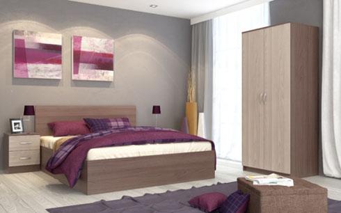 Спальня Ронда большая