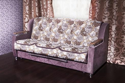 Пружинный диван книжка Валенсия