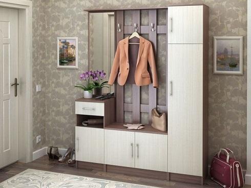 Мебель для прихожей Машенька вариант 3
