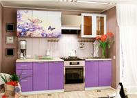 Кухня Ирис фотопечать